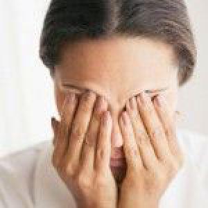 Астенопія (синдром втоми очей)
