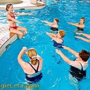 Що таке акваеробіка? Аквааеробіка для схуднення