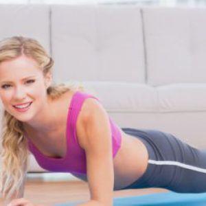 Домашні вправи з гантелями для жінок