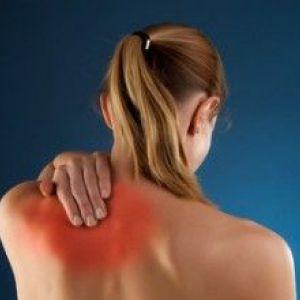 Позбавляємося від болю в хребті між лопаток