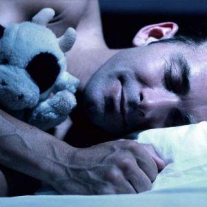 Ерекції уві сні