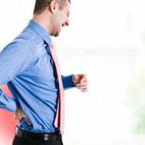 Як позбутися від вертеброгенной люмбалгии - хронічної або гострого болю в поперековому відділі