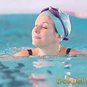 Яка ж користь плавання в басейні