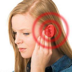 Кров з вух