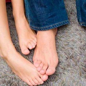 Лікування грибка між пальцями ніг і рук