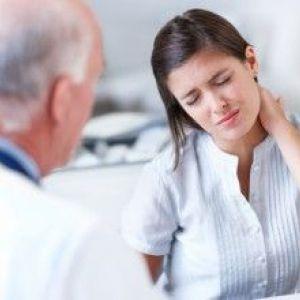 Лікування грижі шийного відділу хребта
