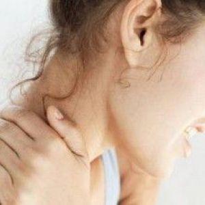 Лікування і профілактика хондроза шийного відділу
