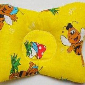 Ортопедична подушка «метелик» для новонароджених. Особливості використання