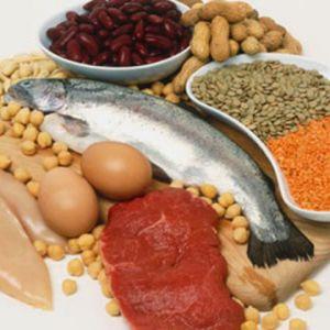 Корисні білкові продукти: список