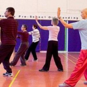Застосування китайської гімнастики цигун для підтримки здоров`я хребта