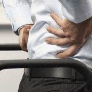 Сакродінія або болю в крижах