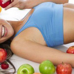Спортивна дієта для дівчат