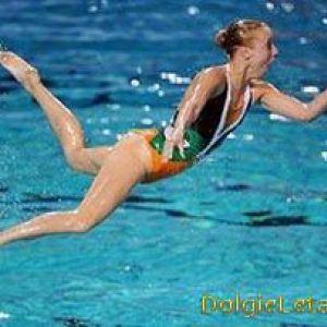 Вчимося плавати в басейні без звуків «бульк», «бабах» і «буль-буль»